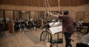 Arturo O'Farrill and the Afro Latin Jazz Orchestra with special guests record in the Power Station Studio in June 2018